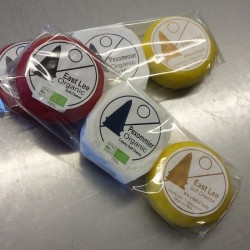 Miniature Cheese 3 pack